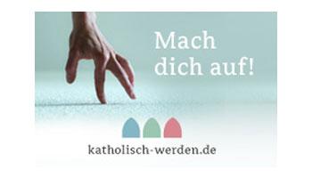 Eine Seite mit vielen Infos rund um die katholische Kirche in Deutschland